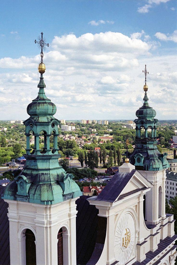 https://flic.kr/p/LjV4m9 | The Two Towers | Archikatedra Sw. Jana Chrzciciela i…