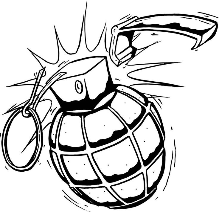 hand grenade tattoos - Google Search