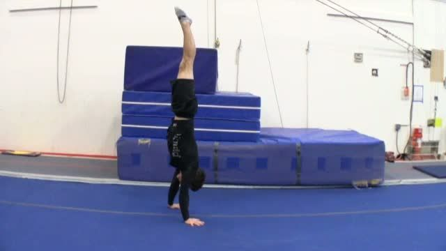 Gymnastics Workout of the Day | Gymnastics WOD