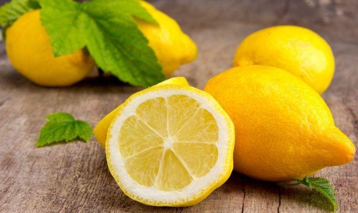 Использования лимона в быту