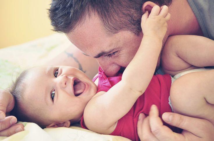 A kiegyensúlyozott apa-gyermek kapcsolat