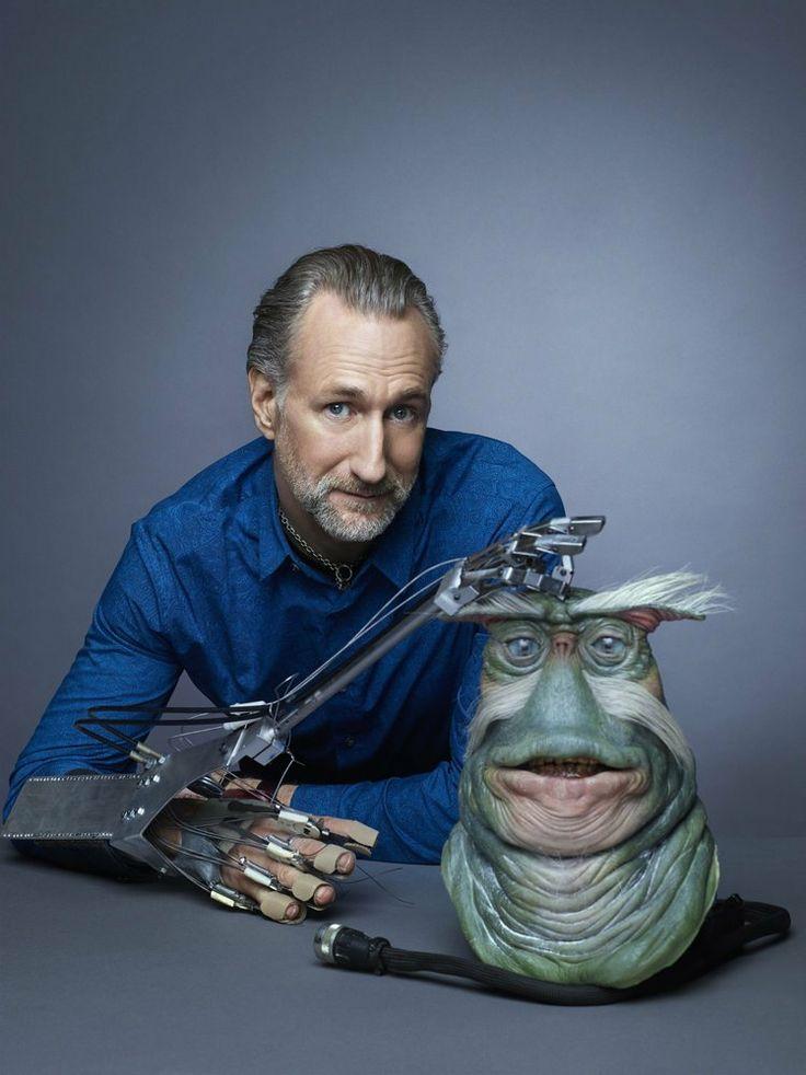 Jim Henson's Creature Shop Challenge' cast photos: Brian Henson