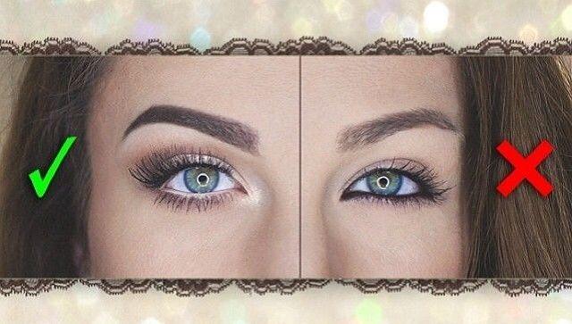 Trucos para lucir ojos mas grandes http://quebellamujer.com/trucos-para-lucir-ojos-pequenos-o-grandes/