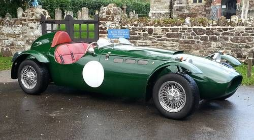 Ronart W152 S6 4.2 (1979). The Ronart W152 is a British, hand built, high performance, 2 seat sports/racing car suitable for road and track use with a style reminiscent of Grand Prix Racing Cars of the post-war period.