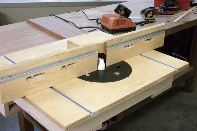 11 best router plans images on pinterest tools router table and one weekend router table greentooth Choice Image