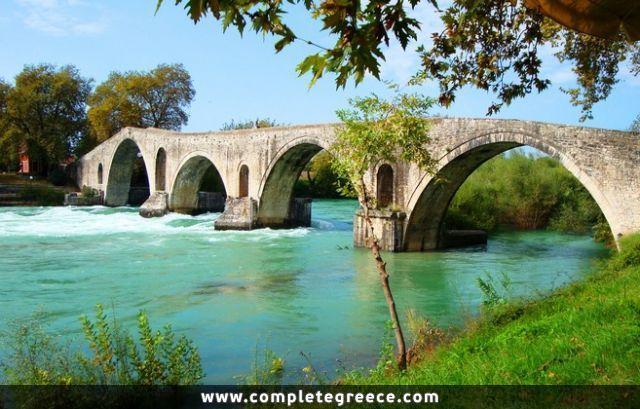 Arta's Bridge - Arta - Arta - #Greece