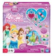 disney princess dazzling princess game the guessing and pretending princess game a magical dress up game