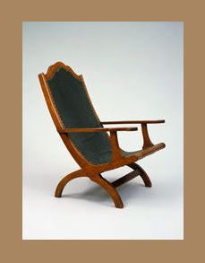 Campeachy Chair Attributed John Hemmings Talented Enslaved Woodworker And Slave Crafted