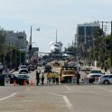 Space Shuttle in Los Angeles – Fubiz™