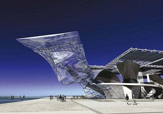 Deconstructivism in Architecture – Metamorphoses of Reality