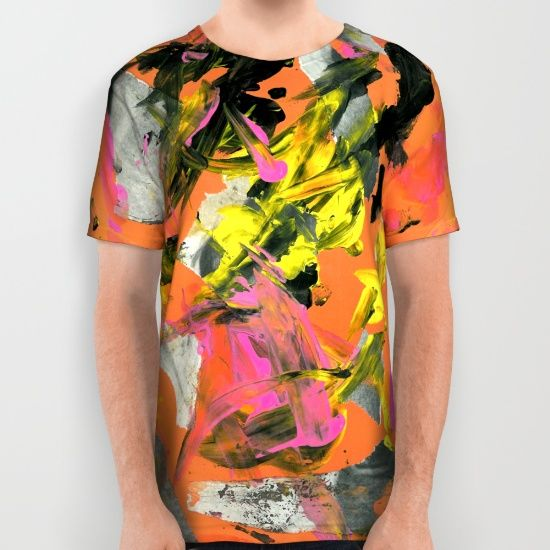 Buy THRASHED! All Over Print Shirt by gasponce. Worldwide shipping available at Society6.com. Just one of millions of high quality products available.