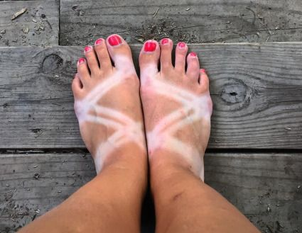 A Love Letter To My Chaco Tan Lines