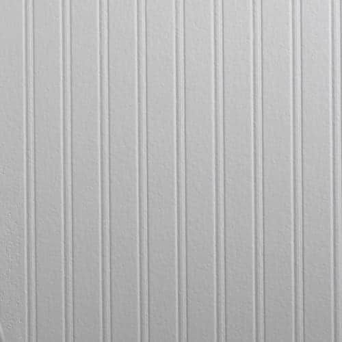 Graham and Brown 15274 56 Square Foot - Beadboard Pre Pasted - Non-Pasted Vinyl Wallpaper