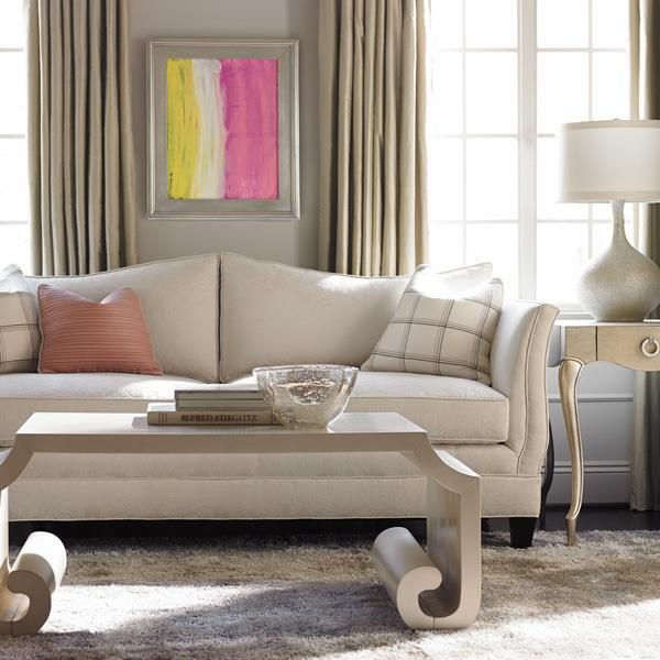 Curly q coffee table from caracole high point market for Furniture 96 taren point