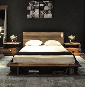 reclaimed wood bed design ideas pictures remodel and decor