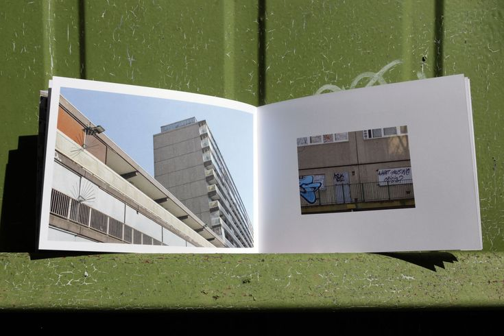 FLÂ4: What Once Was Future Is Now Forgotten -heygate estate
