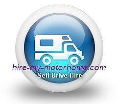 Hire-My-Motorhome.  6 Berth Self Drive Motorhome Hire
