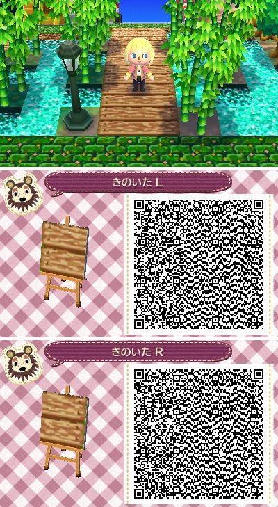 Bridge Qr Code Animal Crossing New Leaf Animal
