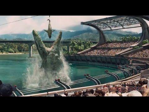 """La de Terror 2015 """"Parque de los Dinosaurios 4 """" - Peliculas Completas e..."""