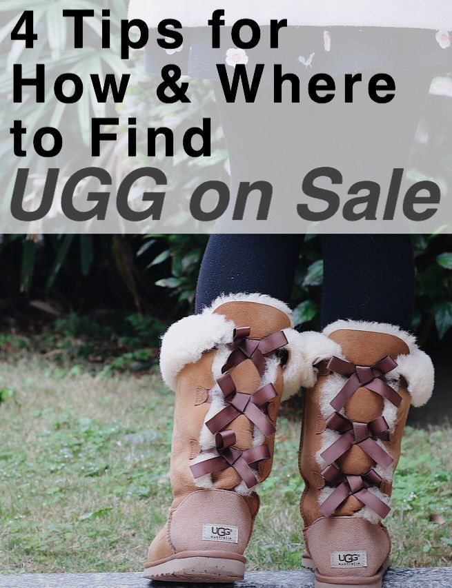 4 Tips For How And Where To Find Ugg On Sale Bradsdeals Lifehack Frugalliving Couponing Savemoney Budget Savingmoney Coupon Uggs On Sale Uggs Ugg Deals