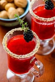 Blackberry Hot Toddy | Rum Recipes We Love | Pinterest | Hot Toddy ...