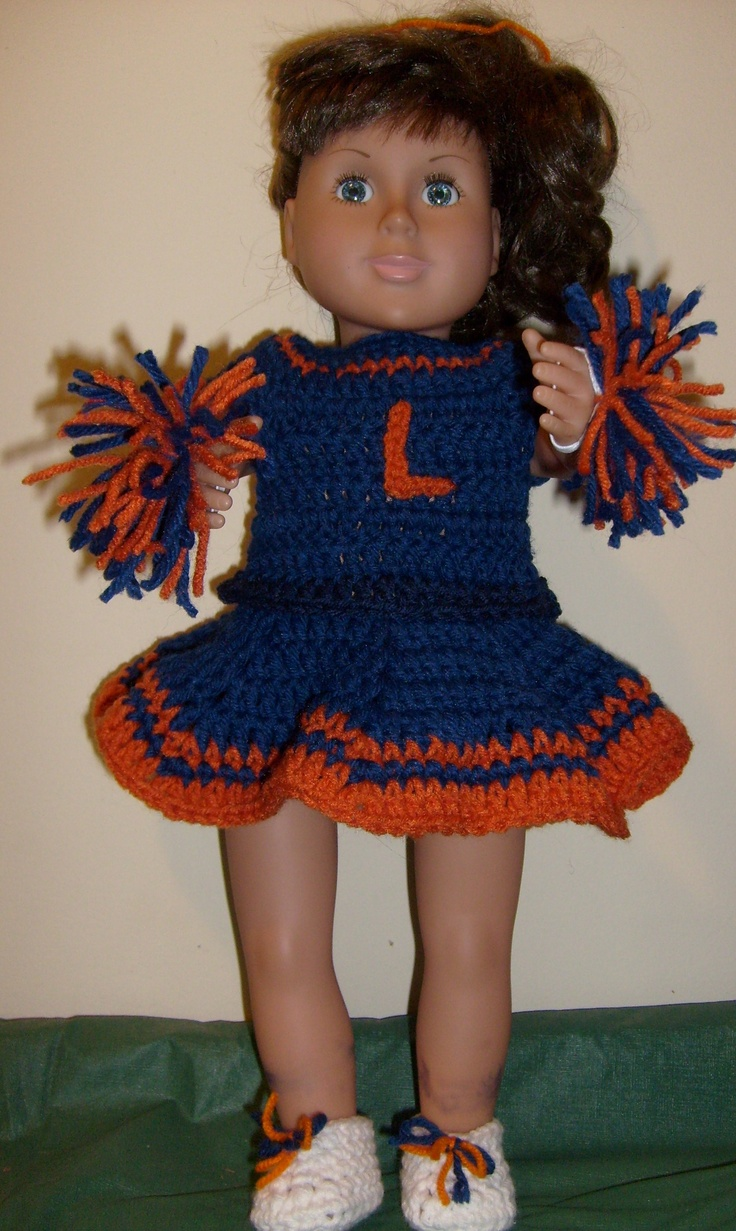 24 best american girl crochet images on Pinterest | Crochet granny ...