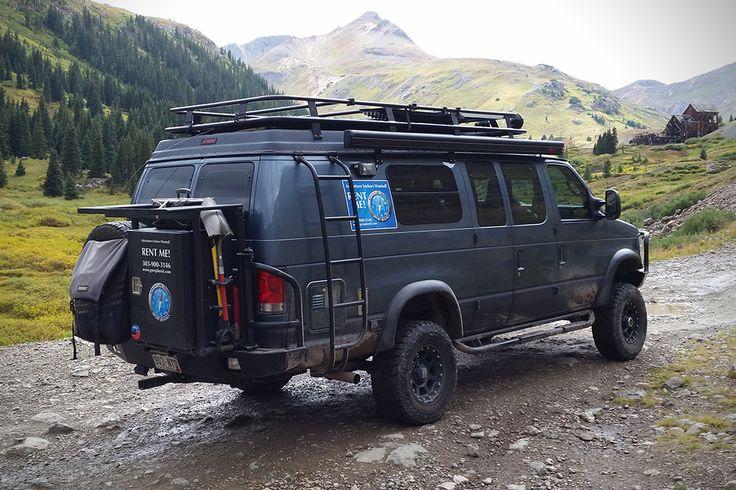 Mobile Homes The 15 Best Adventure Vans  HiConsumption