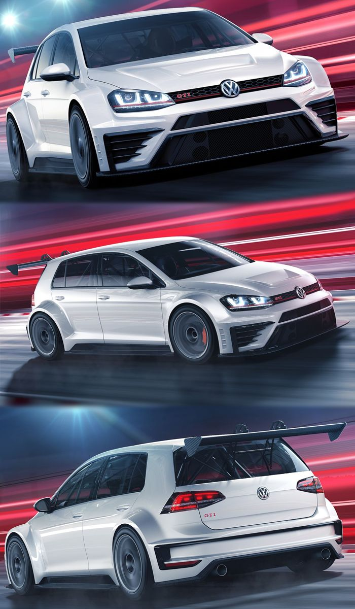 Volkswagen has revealed a new racing version just for private teams only private teams have