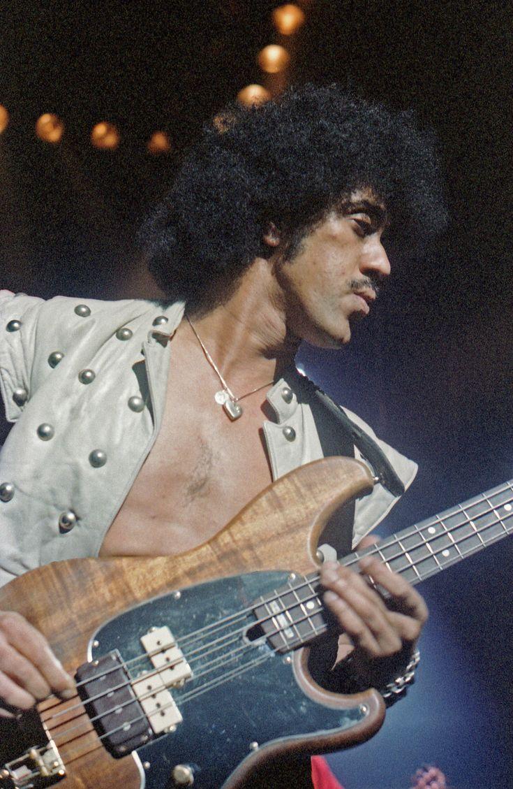 Thin Lizzy's Phil Lynott