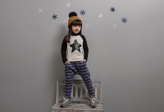 Korea children's No.1 Shopping Mall. EASY & LOVELY STYLE [COOKIE HOUSE] Black Stars Lagrange T-shirt / Size : 7-15 / Price : 15.01 USD #dailylook #dailyfashion #fashionitem  #kids #kidsfashion #top #T #TSHIRTS #TEE #MTM #COOKIEHOUSE #OOTD http://en.cookiehouse.kr/ http://cn.cookiehouse.kr/ http://jp.cookiehouse.kr/