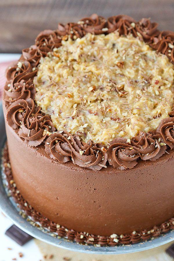 German Chocolate Cake Frosting Recipe Martha Stewart