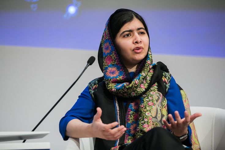 Davos Day 3: Malala, Macri, May, and Trump