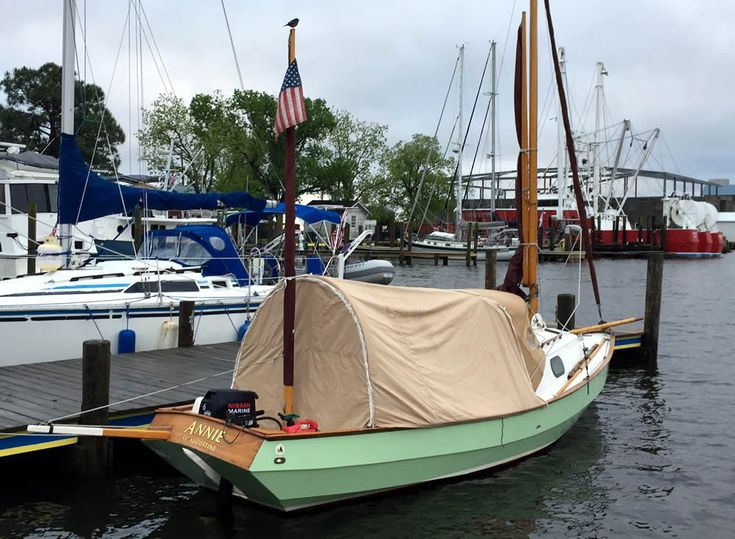 Canvas Boat Shelters : Images about boom tents and dinghy cruising on