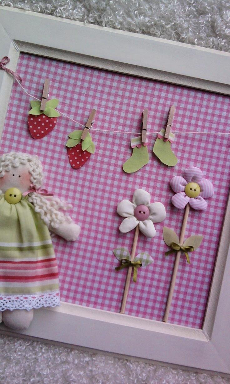 17 best cuadros de bebe images on pinterest baby room - Cuadros decorativos para ninos ...