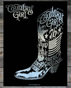 Country Girl Boot