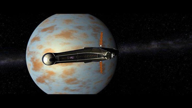 Rogue System, Sci-Fi space/ship simulator game.