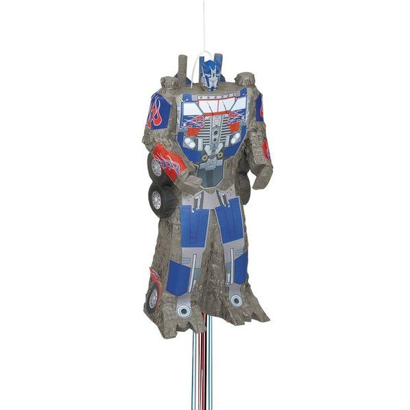 Check out Transformers Pull Pinata - Wholesale Party Supplies and Decorations from Wholesale Party Supplies