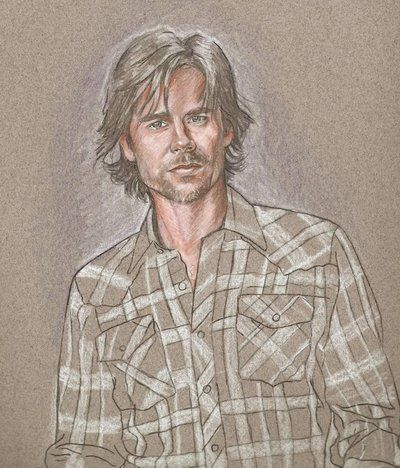 True Blood: Sam Merlotte Artwork by scotty309