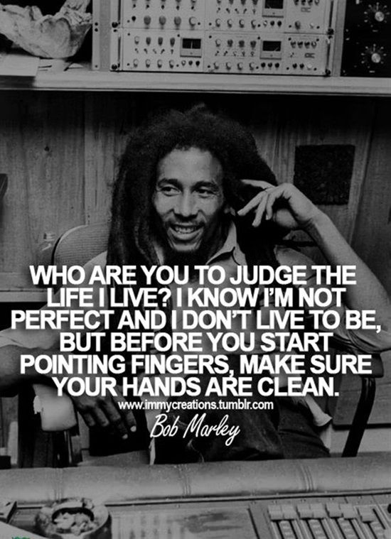 17 Sensible Quotes By Bob Marley