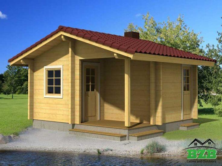 8 Best Large Log Cabin Kits Images On Pinterest Cabin
