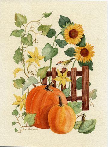 Autumn Harvest main page