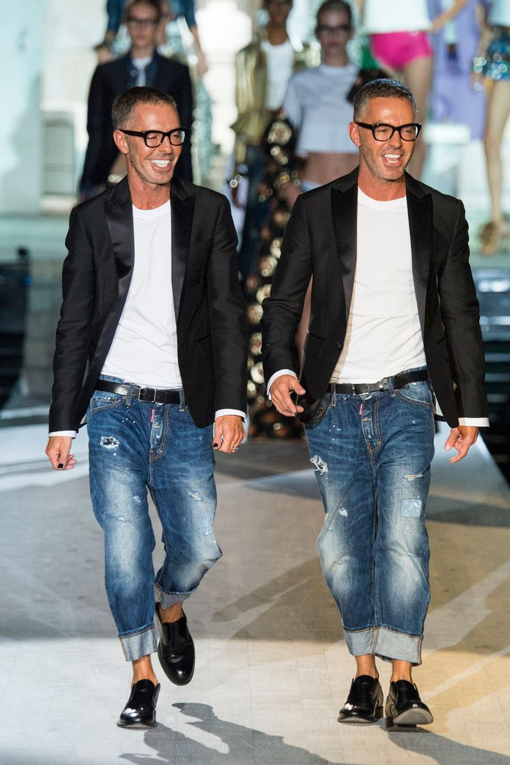Dsquared² Spring 2015 Ready-to-Wear - Collection - Gallery - Style.com Dean Caten, Dan Caten