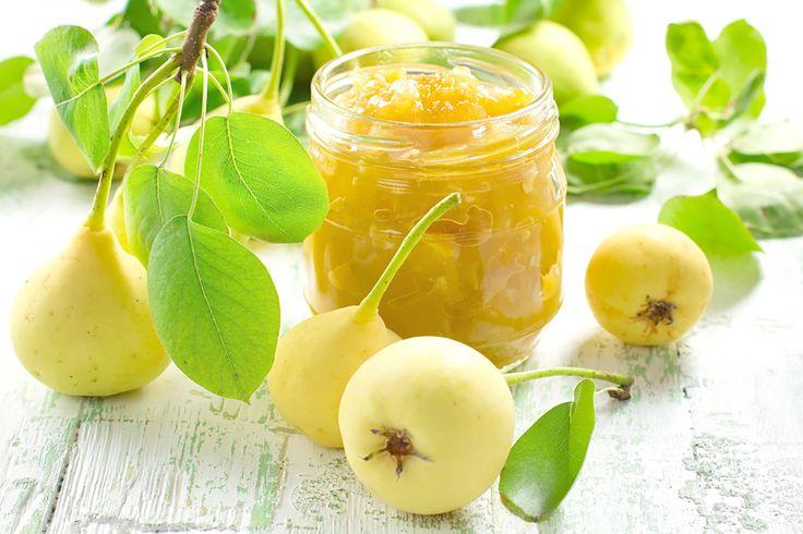 Confiture de poires