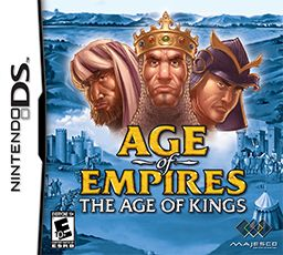 Age of Empires: The Age of Kings for Nintendo DS - released 6/14/06