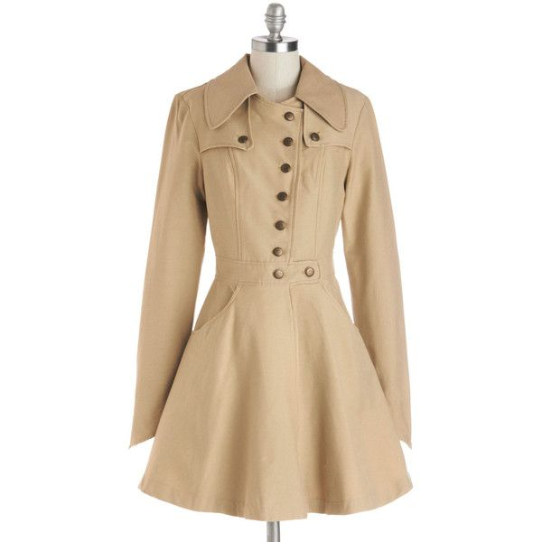 Nick & Mo Long Long Sleeve Swell-Read Trench and other apparel, accessories and trends. Browse and shop related looks.