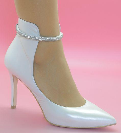 zapatos de salón de novia: un clásico en moda nupcial | shoes