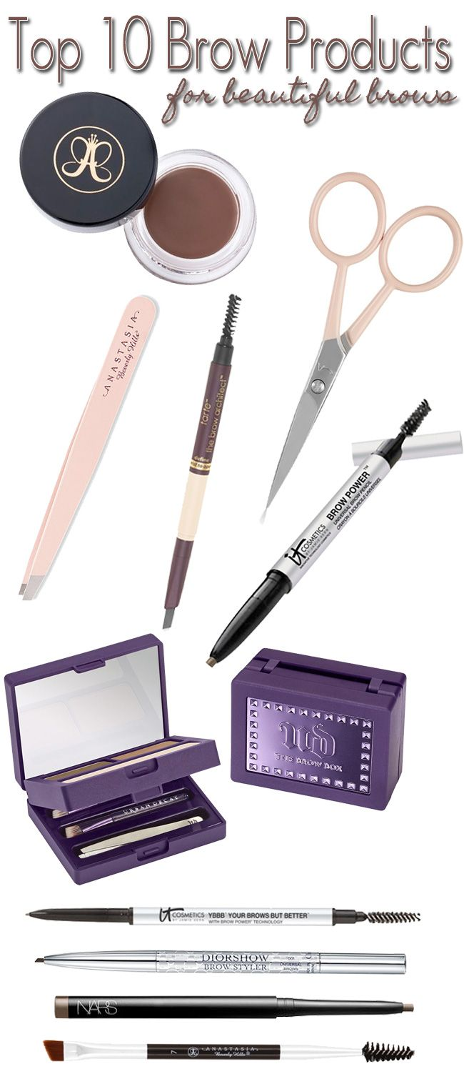 I am pretty much eyebrow obsessed. After being an over-plucker for years, I wound up at one of my ...