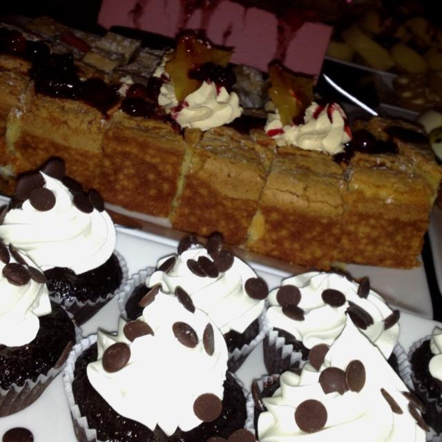 Decadent desserts @ Sheraton Pretoria, S. Africa