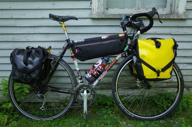 Ninety-Nine Bike Touring Lifehacks