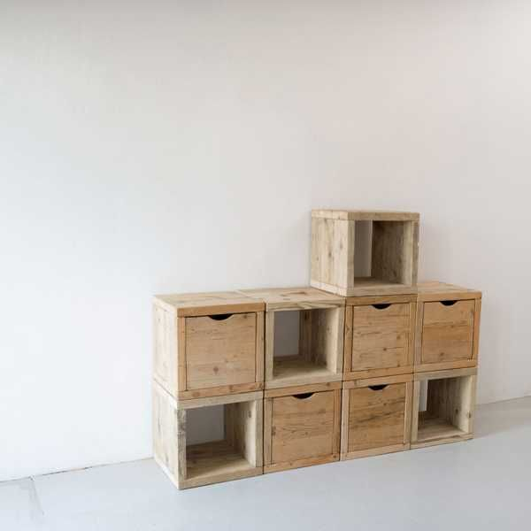 Perfect Storage Cubes